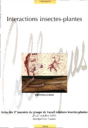 Interactions insectes-plantes - ResearchGate