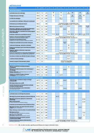 LNE Calendrier 2013 sans paginations.indd - OIML