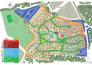 134 80 : Plan du camping residence-lapinede com