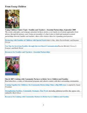 American english file 1 teacher book : Family Engagement Resource List NAEYC
