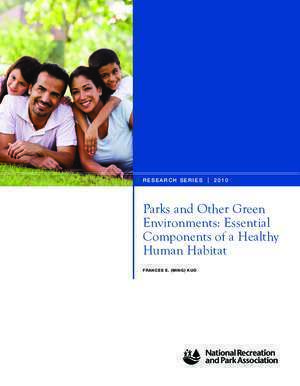 Assocation : Parks and Other Green Environments Essential Components