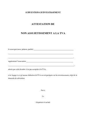 Attestation 2012 : Attestation de non assujetissement regionreunion com