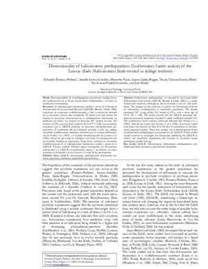 2010, vol. 26, nº 1 (enero), 41-48 - Red de Revistas
