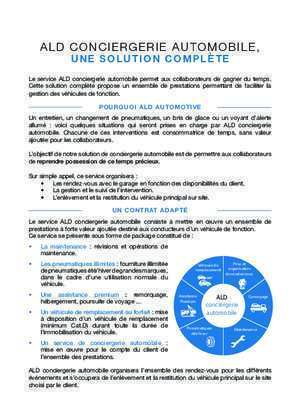 Ald : ALD CONCIERGERIE AUTOMOBILE aldautomotive fr