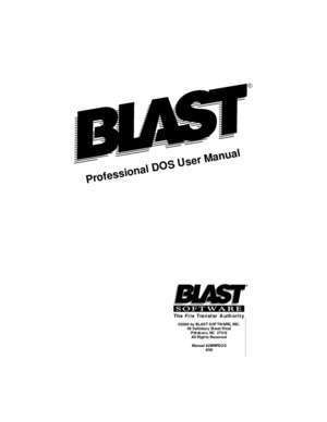 The File Transfer Authority - Blast Net Internet Services
