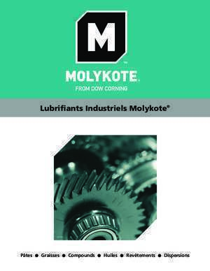 Bombe contact sl vernis : Molykote lubrifiants industriels Samaro