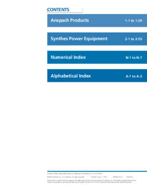 10412 : Catalog-Power Tools 2012 Synthes