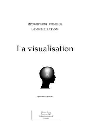 1. Support cours Visu. participants 31p. - Formation-Consulting ...