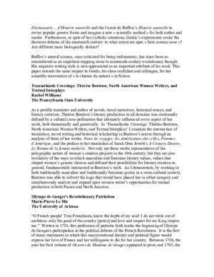 to Download - 35th Annual Nineteenth-Century French Studies ...