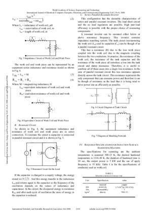 Design Calculation and Performance Testing of Heating Coil