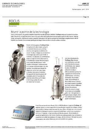 Page 1/9 FOCUS - Gamme Active 512
