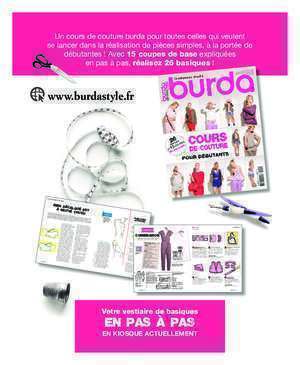 Burda robe 12 : En stock Burda Style