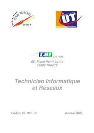 Atelier et logiciel 22 : Technicien Informatique et Réseaux