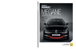 Megane 1 coupe : Megane Coupe Renault