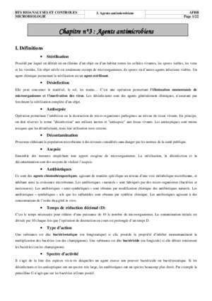 3. Agents antimicrobiens-poly cours