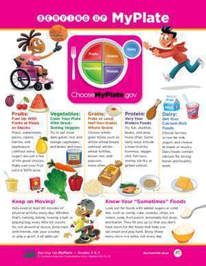 Got it level 2 : Serving Up MyPlate-A Yummy Curriculum, Level 2