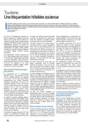 Une frequentation hoteliere soutenue - insee.fr