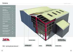 Industrial Roofing & Cladding - SIG Design
