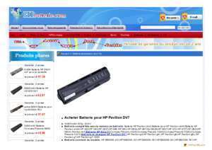 Batterie Compatible Original pour hp - PDF Archive