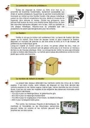 Guide lpo pdf : Guide refuge pour la pose d un nichoir files biolovision net