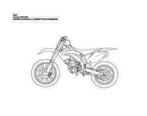 150 crf honda : Contents Honda Owners Site | Tips, Tools & Benefits for